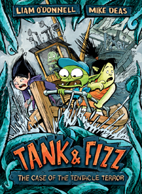 Tank and Fizz: The Case of the Tentacle Terror