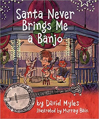 Santa Never Brings Me a Banjo