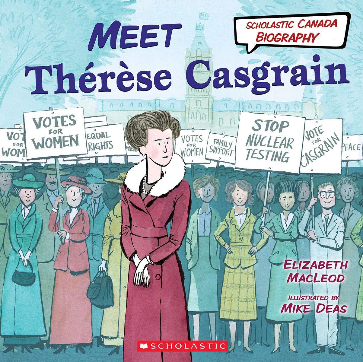 Meet Thérèse Casgrain