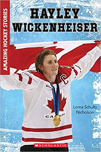 Hayley Wickenheiser - Amazing Hockey Stories