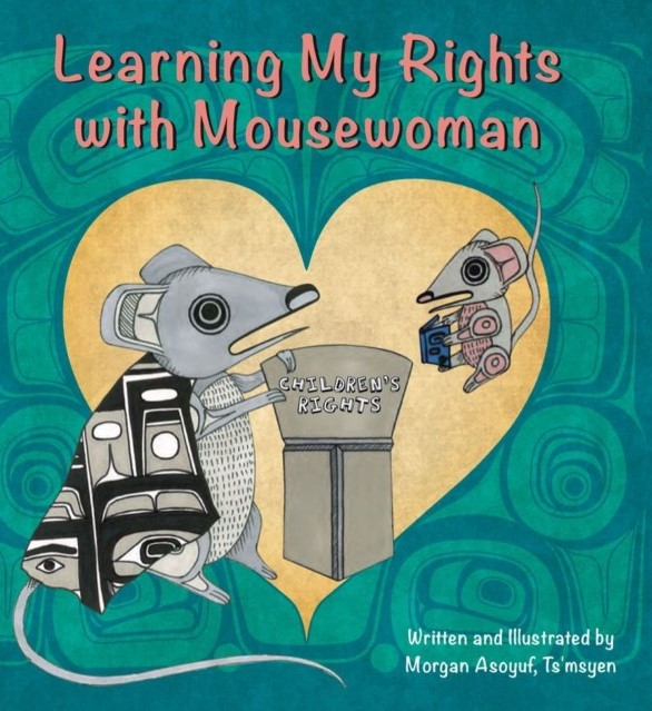 Learning My Rights with Mousewoman