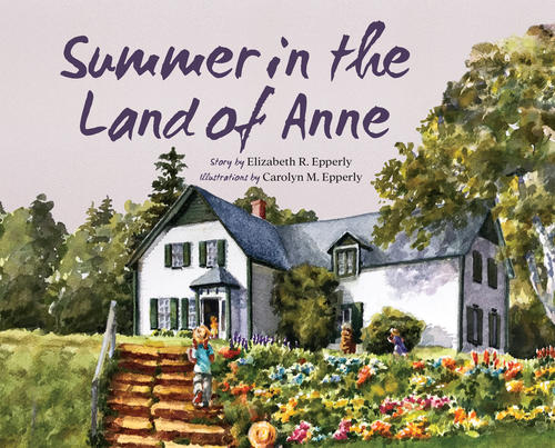 Summer in the Land of Anne Author