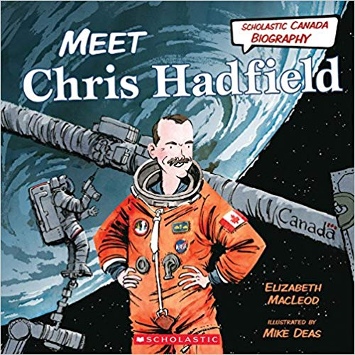 Meet Chris Hadfield