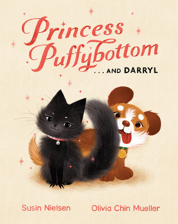 Princess PuffyBottom and Daryl