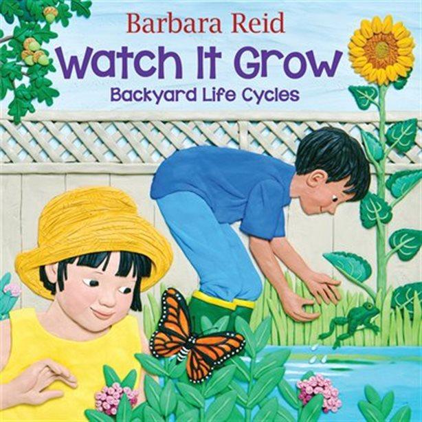 Watch It Grow: Backyard Life Cycles | CM: Canadian Review ...